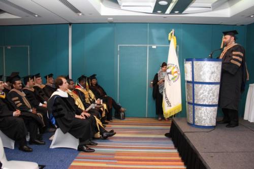 ALU Convocation 13 01 17 Dr Tahir Speech
